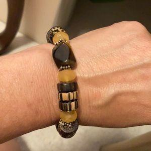 Silpada Designs Jewelry Stretch Bracelet
